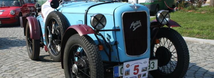 Rallye Posázaví 2013