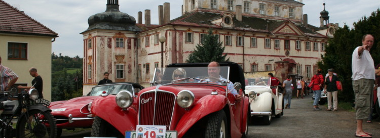 Rallye Posázaví 2012