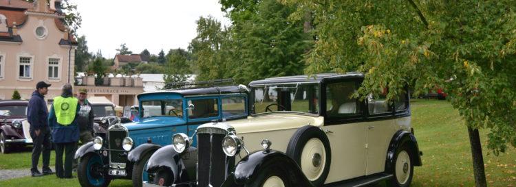 Rallye Posázaví Berchtold 2021